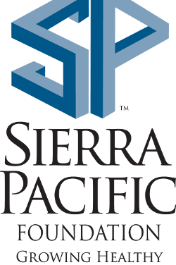 Thank You Sierra Pacific Foundation !
