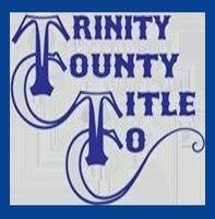 Trinity County Title Company makes Donation
